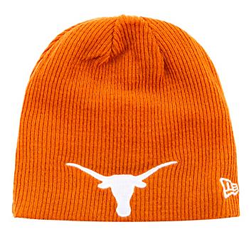 Texas Longhorns New Era Reverse Beanie