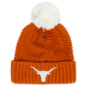 Texas Longhorns Womens Swerve Knit Hat
