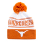 Texas Longhorns Youth Night Shadow Knit Hat