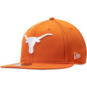 Texas Longhorns New Era Sideline Road 9Fifty Cap
