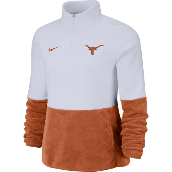 Texas Longhorns Nike Womens College Therma Pullover