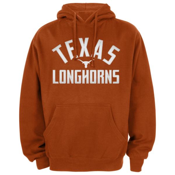 Texas Longhorns Mens Rolfe Pullover Hoody
