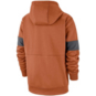 Texas Longhorns Nike Mens Therma Pullover Hoodie