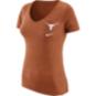 Texas Longhorns Nike Womens Triblend Flash Bomb Tee