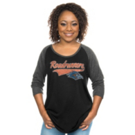 UTSA Roadrunners Summit Baseball Raglan Tee