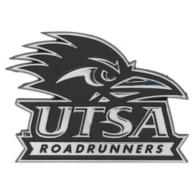 UTSA Roadrunner Freeform Emblem