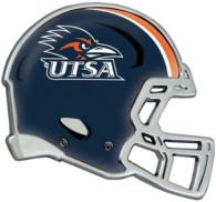 UTSA Roadrunners Helmet Emblem