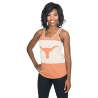 Texas Longhorns Nike Womens Mesh Tank