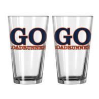 UTSA Roadrunners 16 oz Slogan Pint