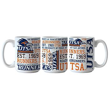UTSA Roadrunners Spirit Mug