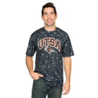 UTSA Roadrunners Badger Heather Static Tee