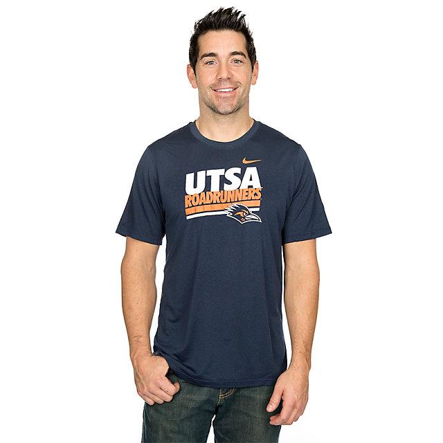 UTSA Roadrunners Nike Slant Dri-Fit Tee