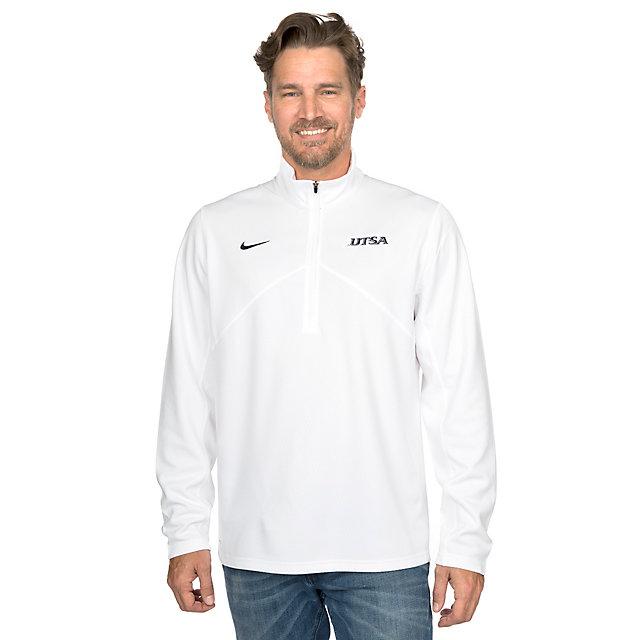 UTSA Roadrunners Nike Dri-FIT 1/4 Zip Pullover