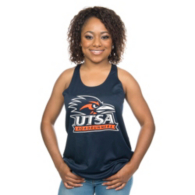 UTSA Roadrunners Badger Ladies Racerback Tank