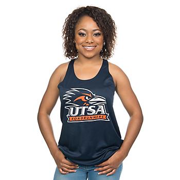 UTSA Roadrunners Badger Ladies Racerback Tank