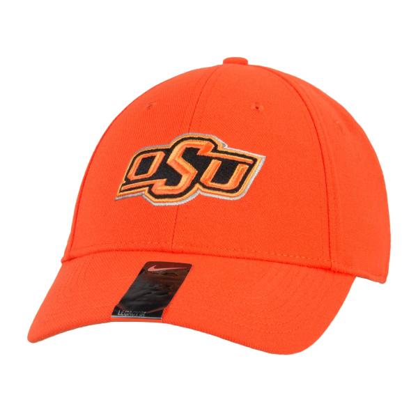 Oklahoma State Cowboys Nike L91 Swoosh Flex Cap