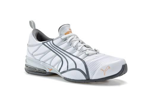 Puma White Mesh Shoe Dsw