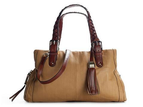 B makowsky blume satchel dsw for Outlet b b