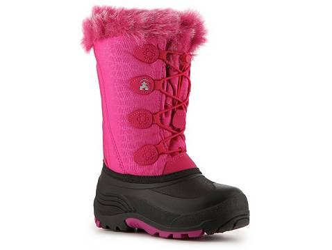 Kamik Snowgypsy Girls Youth Snow Boot | DSW