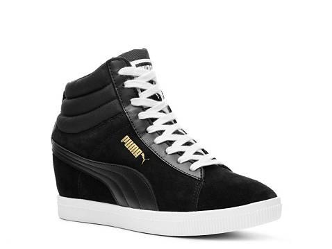 Puma Classic Wedge Sneaker - Womens  c3ab79c11ddc