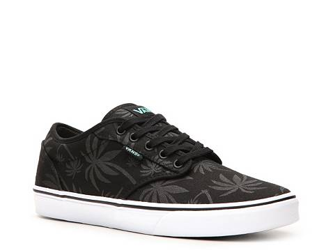 Vans Atwood Palm Tree Sneaker Mens Dsw