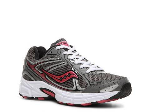Saucony Grid Cohesion  Running Shoe Womens   Wide