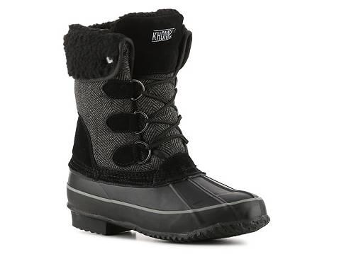 Khombu Corrine Snow Boot   DSW