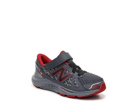 New Balance Youth Boys Velcro Running Shoes