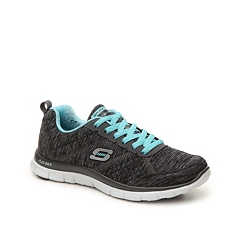 Skechers Flex Appeal Pretty City Sneaker Womens Dsw