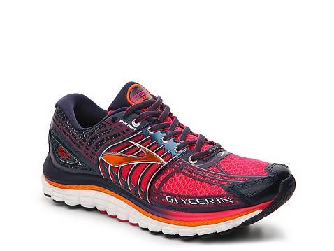 Brooks Glycerin 12 Performance Running Shoe - Womens   DSW