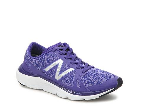 New Balance 690 v4 Print Lightweight Running Shoe - Womens