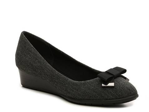 6ac066678a4 Kelly   Katie Irena Wedge Pump on sale at DSW for  39.95 was  60