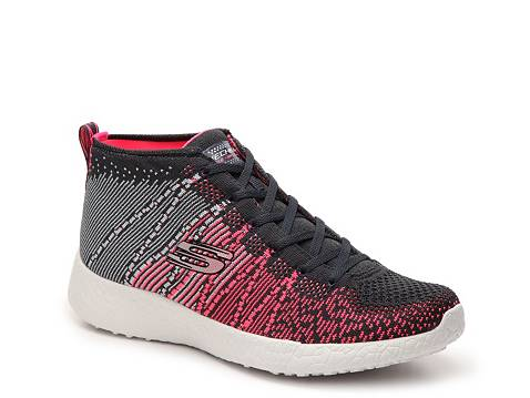 Skechers Burst Sweet Symphony High Top Sneaker Womens Dsw