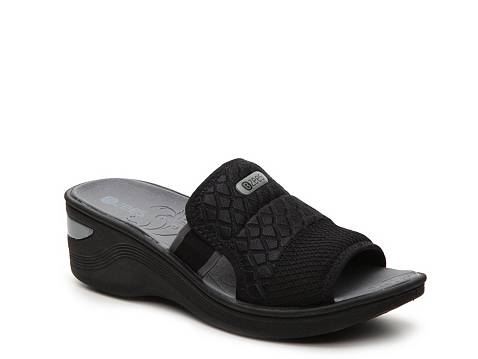 Bzees Direct Wedge Sandal Dsw