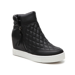 Steve Madden Linqs High Top Wedge Sneaker Dsw