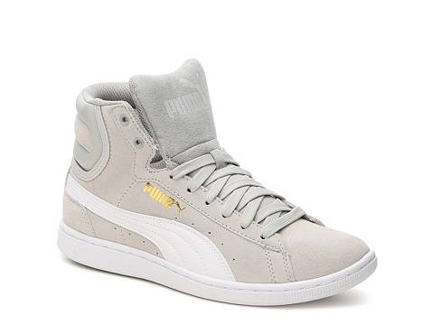 Puma Vikky High Top Sneaker Womens Dsw