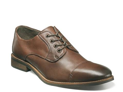 Nunn Bush Holt Cap Toe Oxford Dsw