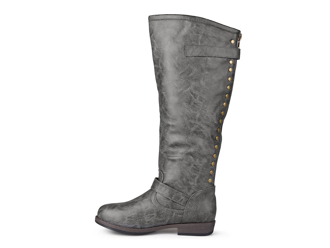 Journee Collection Spokane Extra Wide Calf Riding Boot Women's ...