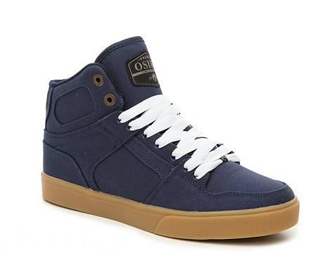 Op Mens Navy Athletic Shoe