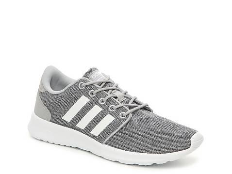 Kids Adidas Basketball Shoe Grey Cloudfoam