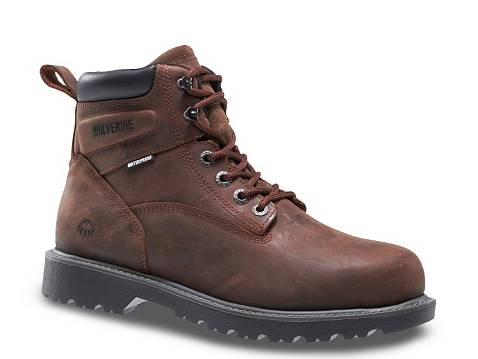 Wolverine Floorhand Steel Toe Work Boot Dsw