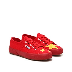 Superga 2750 China Flag Sneaker Dsw