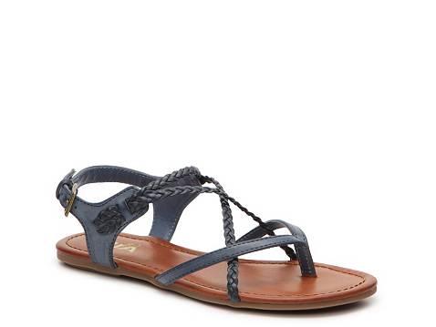Mia Adrianna Gladiator Sandal Dsw