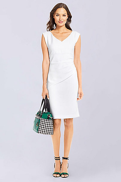 Color Block Dress Party Dresses Formal Dresses By Dvf