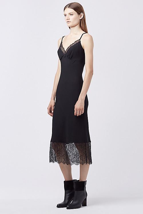 Women S Designer Dresses In Silk Lace Chiffon Amp More By Dvf