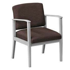Fabric Guest Chair with Arms, W60829