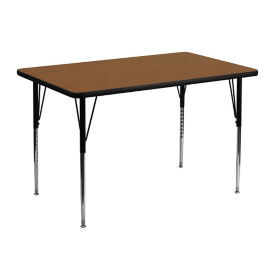 "Rectangular Activity Table - 30""W x 48""D, A11267"