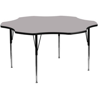 "Flower Shaped Activity Table - 60""Dia, A11288"