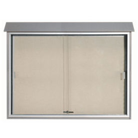 "Sliding Door Outdoor Message Center 40"" x 52"", B23203"