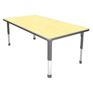 Rectangular Activity Table - 48 x 24, A10021